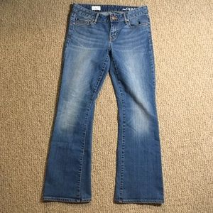 Gap Perfect Boot jeans 30x28.5
